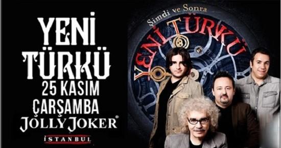 Jolly Joker İstanbul 2016 Yılbaşı